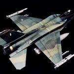 F-16 C Block 52 Tamiya