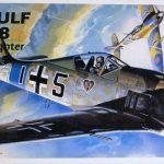 Focke Wulf 190 A-6 Academy 1/72