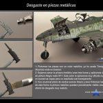 Desgastes sobre armamento aéreo